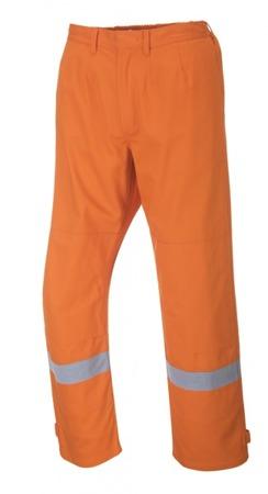 faae26b30f2e68 SPODNIE ROBOCZE TRUDNOPALNE FR26 PORTWEST Orange | Ochrony ...